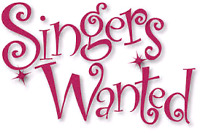 Wanted: Singers Age 20-35