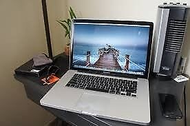 Macbook Pro 15 inch , i7 - 8GB - 500 GB . Office 2016 , final cut , Logic Pro , Office