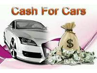 CARS BOUGHT FOR CASH 1 HOUR COLLECTION SERVICE