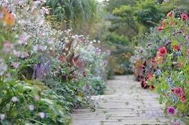 part time gardener