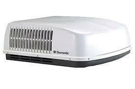 Polar White Replacement Shroud for Dometic Duo-Therm AC Brisk Air Models