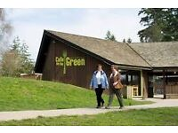Join our Cafe Team at the Heart of a Beautiful Forest! Part Time and Full Time Roles Available