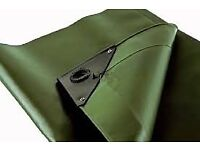 Heavy Weight Water Resistant Canvas Tarpaulins Dark Green