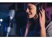Professional Vocal Reel - £120
