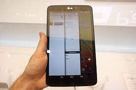 Tablette lg Gpad 7.0