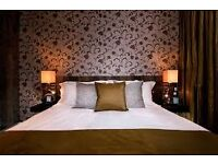 Experienced Chambermaid required for a friendly boutique hotel in Hendon, NW4
