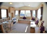2009 Delta Darwin 33x12x2bedroom caravan for sale west scotland ayrshire