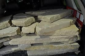 Patio stones, Flagstone, or garden blocks