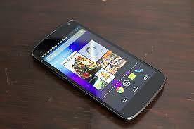 Google Nexus 4 E960 Black 8GB Unlocked Good Condition Sale/Swap Melbourne CBD Melbourne City Preview