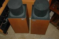 REDUCED!OHM Acoustics WALSH 2 speakers-I've had a CATastrophe :(