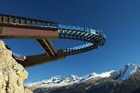 2 sets of Family Passes to the Jasper Glacier Skywalk