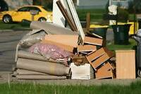 Small Junk Removal Service With Cheap Flat Rate.