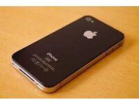 iPhone 4 like new O2 Vodafone bargain