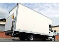 MAN with VAN HIRE, REMOVALS, collections, BEST PRICES 4 Deliveries house storage furniture move 24/7