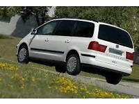 VW sharan, SEAT Alhambra Glass windows