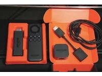 AMAZON FIRE TV STICK LATEST KODI 16.1 JARVIS fully loaded Movies,Sports,Tv Shows & kids tv,XXX