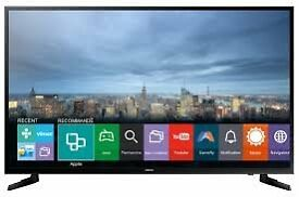 "40"" Samsung TV 4k UHD Smart wifi netflix browsing"