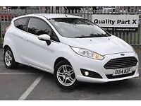 FORD FIESTA BREAKING MOST PARTS AVALIBLE