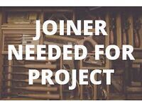 LOOKING FOR AN EXPERIENCED JOINER FOR BUILD OF WOODEN EVENT PROPS