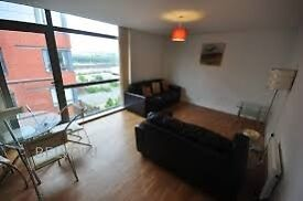 Large 1bed, Fantastic Central location M4 next to Printworks.