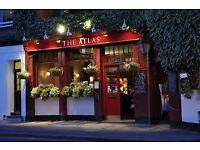 FULL TIME BAR STAFF - Fulham - Living wage + service charge