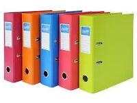 A4 Office Folders Aracher Files Lots