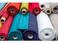 Wanted fabric rolls all material.