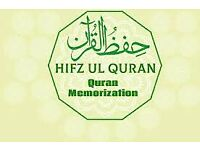Spare some time for HIFZ QURAN