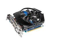 GeForce GTX 650 - 1GB 128-Bit GDDR5 PCI Express
