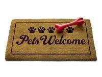 WANTED: pet friendly rental property ASAP