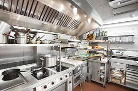 COMMERCIAL KITCHEN CANOPIES