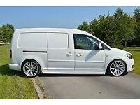 VW Caddy Maxi 2013 1.6TDI