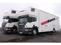 MAN AND VAN HOUSE REMOVALS discounted prices 24/7 & RUBBISH REMOVALS local and long distance