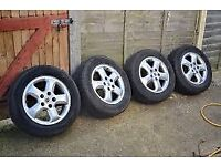 195/65/16c or 205/65/16c tyres/wheels wanted