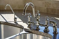 Licenced Plumbing and Drain Service in GTA *$95- SPRING SPECIAL*