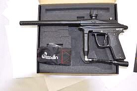 2 Azodin Koas Paintball Markers,hoppers and CO2 London Ontario image 1