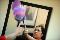 FILIPINA CLEANERS! WHERE THE LITTLE EXTRAS WE DO ARE FREE!