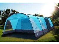6-9 man tent