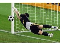 Goal keeper required - 5 A Side football
