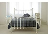 Laura Ashley Hastings Double Bed Frame - Excellent condition