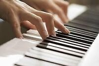 Piano lessons! Kids and adults