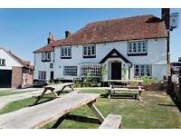 Fantastic job opportunity at The Vine, Goudhurst, a steak focused village pub & restaurant - £24K