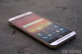 Htc m9 refurbished new screen and battery £200 bargain