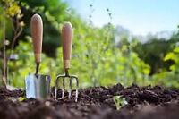** LANDSCAPING, General Labour, Painting, Moving, Clean-Up etc**