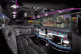 Amazing Limo for Night Out stretch limousine service