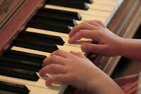IN-HOME PIANO LESSONS IN NW CALGARY