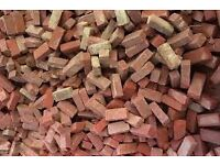 FREE BRICKS MUST COLLECT FROM BIRKENHEAD TEXT ME