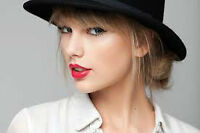 Taylor Swift - Detroit Ford Field, Saturday May 30 - Floor Seats