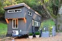 Tiny House Trailor Parking/Living
