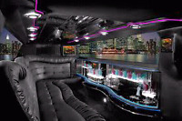 Perfect limo for Birthday Night out limousine rental service